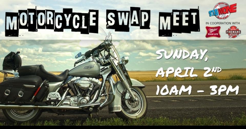 Motorcycle Swap Meet - Spring 2017