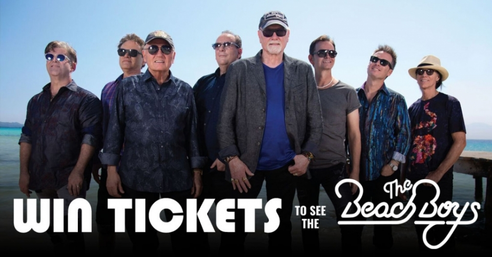 Beach Boys Tickets