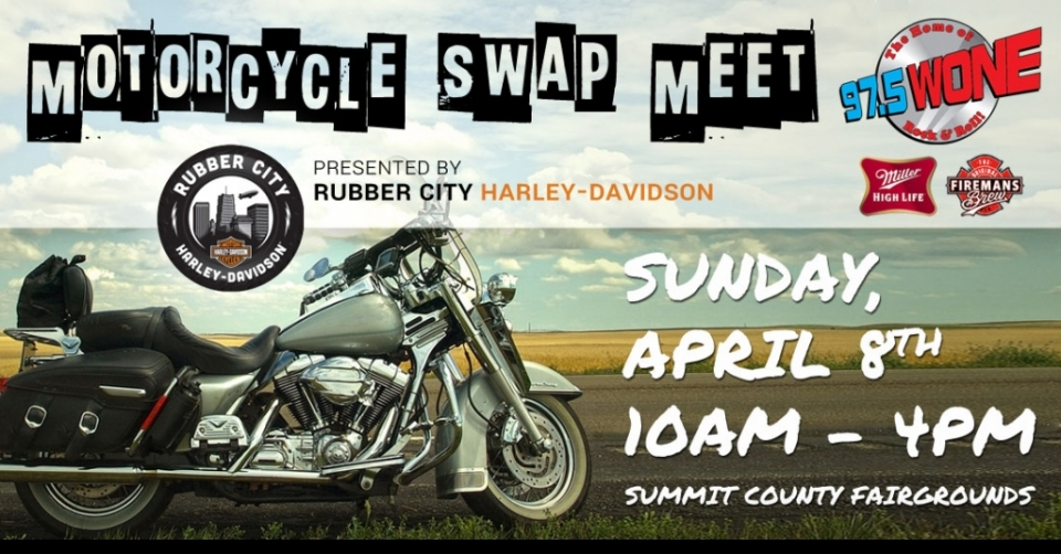 Motorcycle Swap Meet - Spring 2018