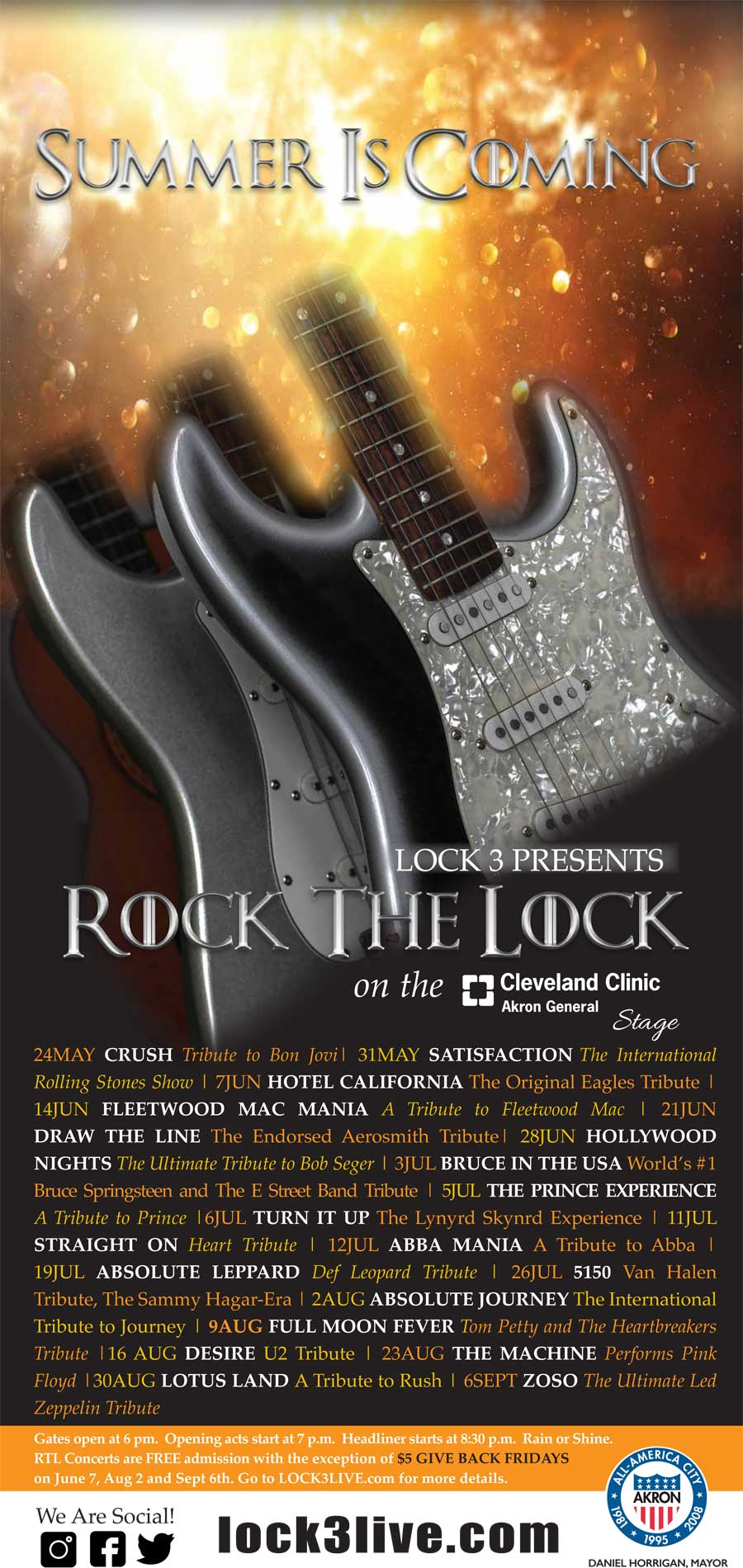 rockthelock shows