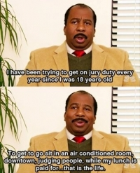 Stanley Hudson is coming to The Office Night at Canal Park in a last minute line-up change!