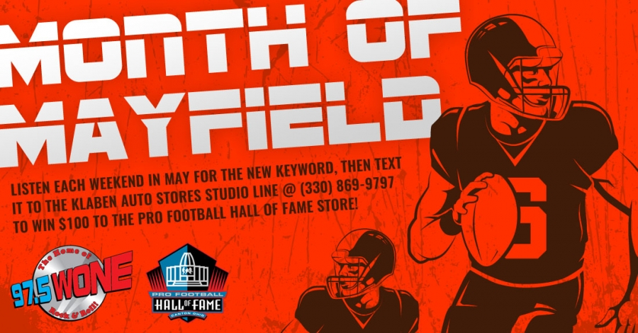 Month of Mayfield