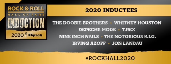 Rock Hall Class of 2020; My Follow-Up