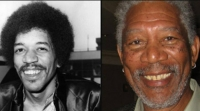 Is Morgan Freeman Really Jimi Hendrix?