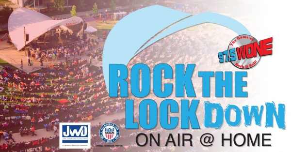 Rock The Lock down On Air at Home