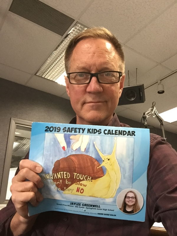Safety Kids Calendar Contest