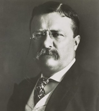 Teddy Roosevelt; Tough As Nails