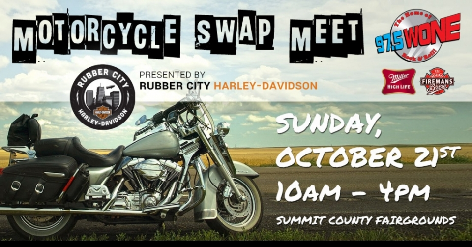 Motorcycle Swap Meet - Fall 2018