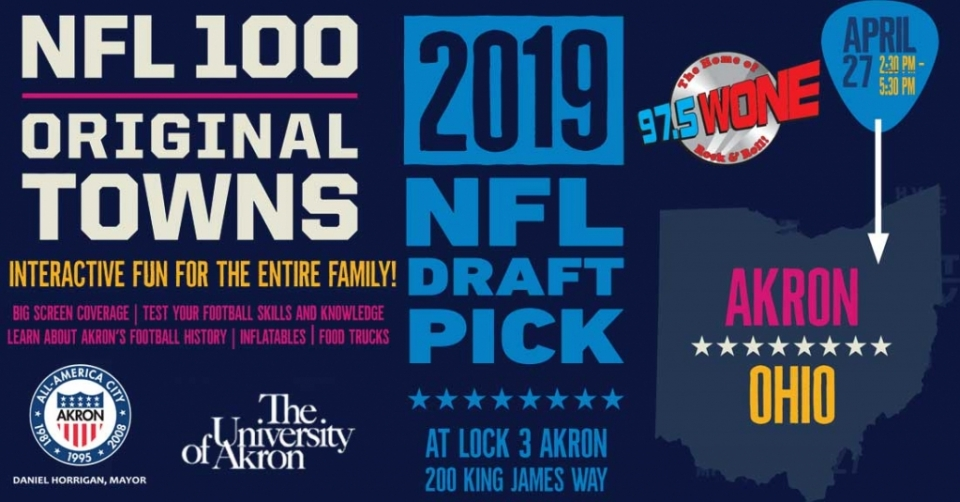Lock 3 NFL Draft Party