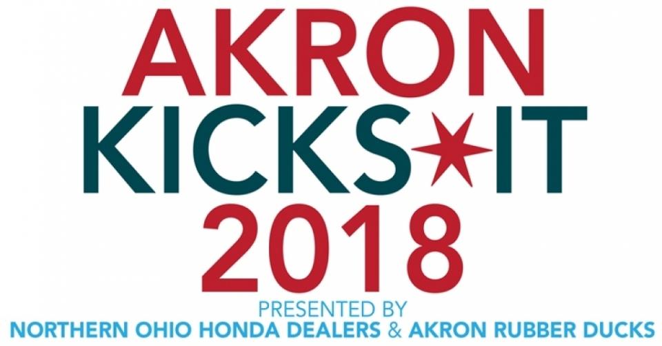 Akron Kicks It 2018
