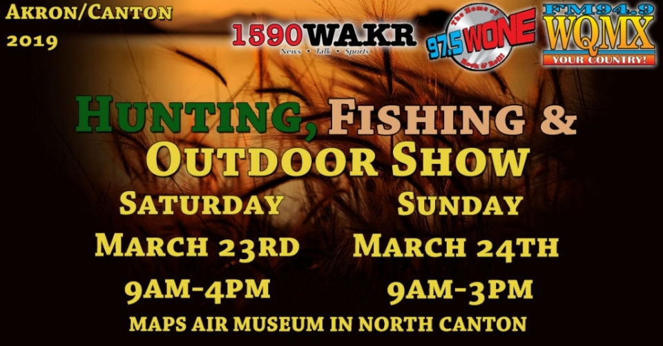 2019 Hunting, Fishing, & Outdoor Show